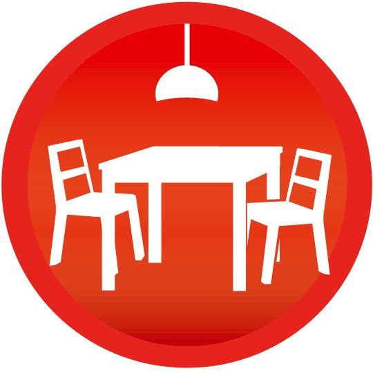 Ламинат для кухни и столовой